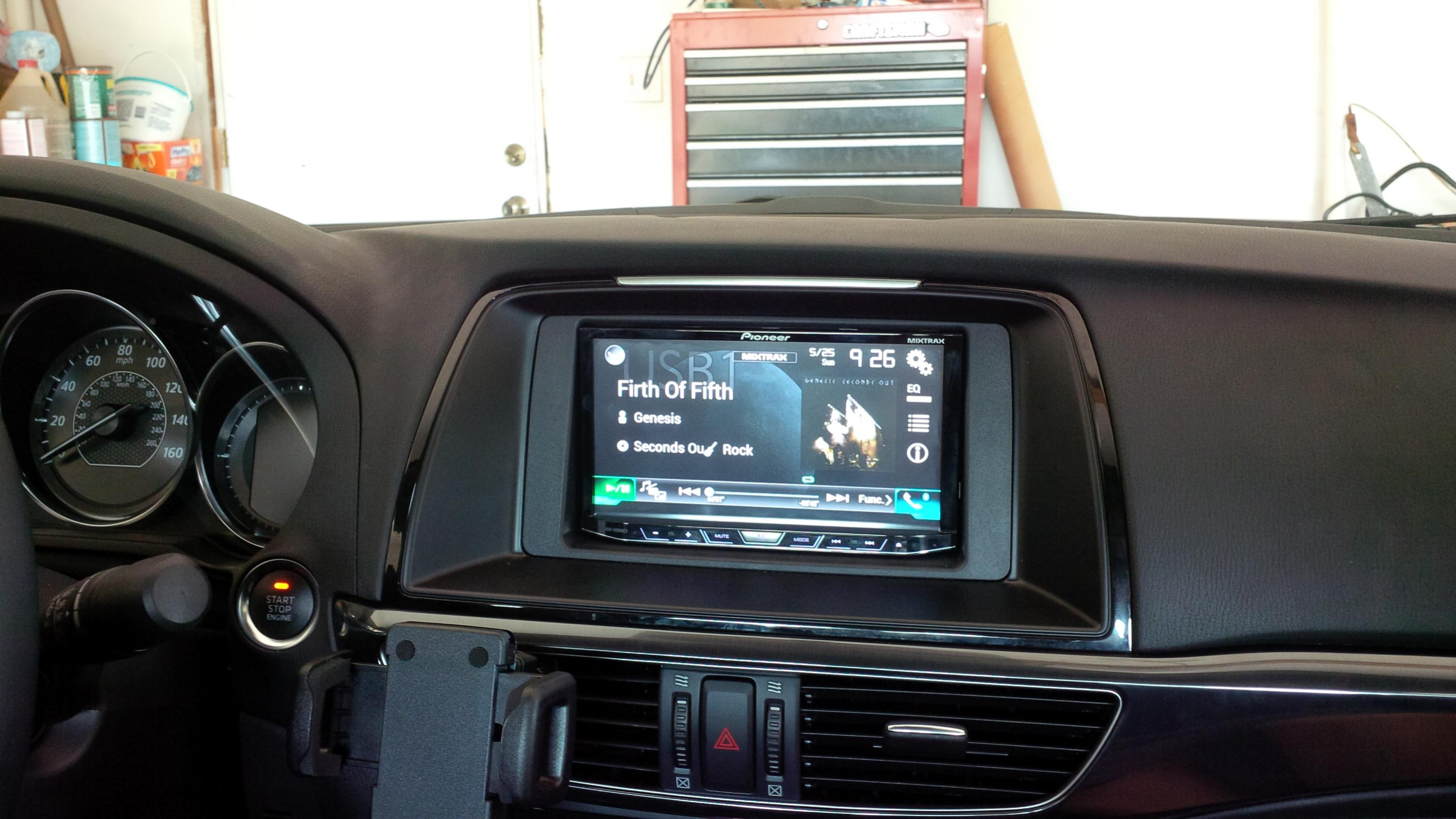 2014 U0026 2015 Mazda 6 Infotainment System Update   Mazda 6 Forums