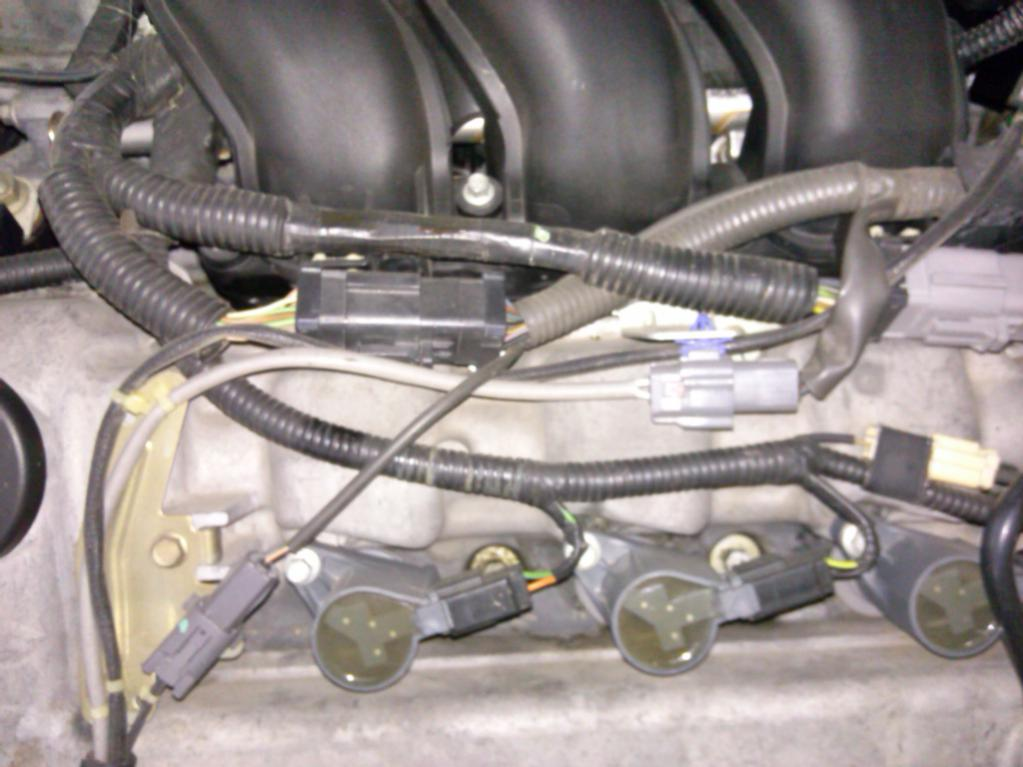 help with wiring harness and engine bay placement mazda 6 forums rh forum mazda6club com 2004 mazda 6 wiring harness 2006 mazda 6 wiring harness