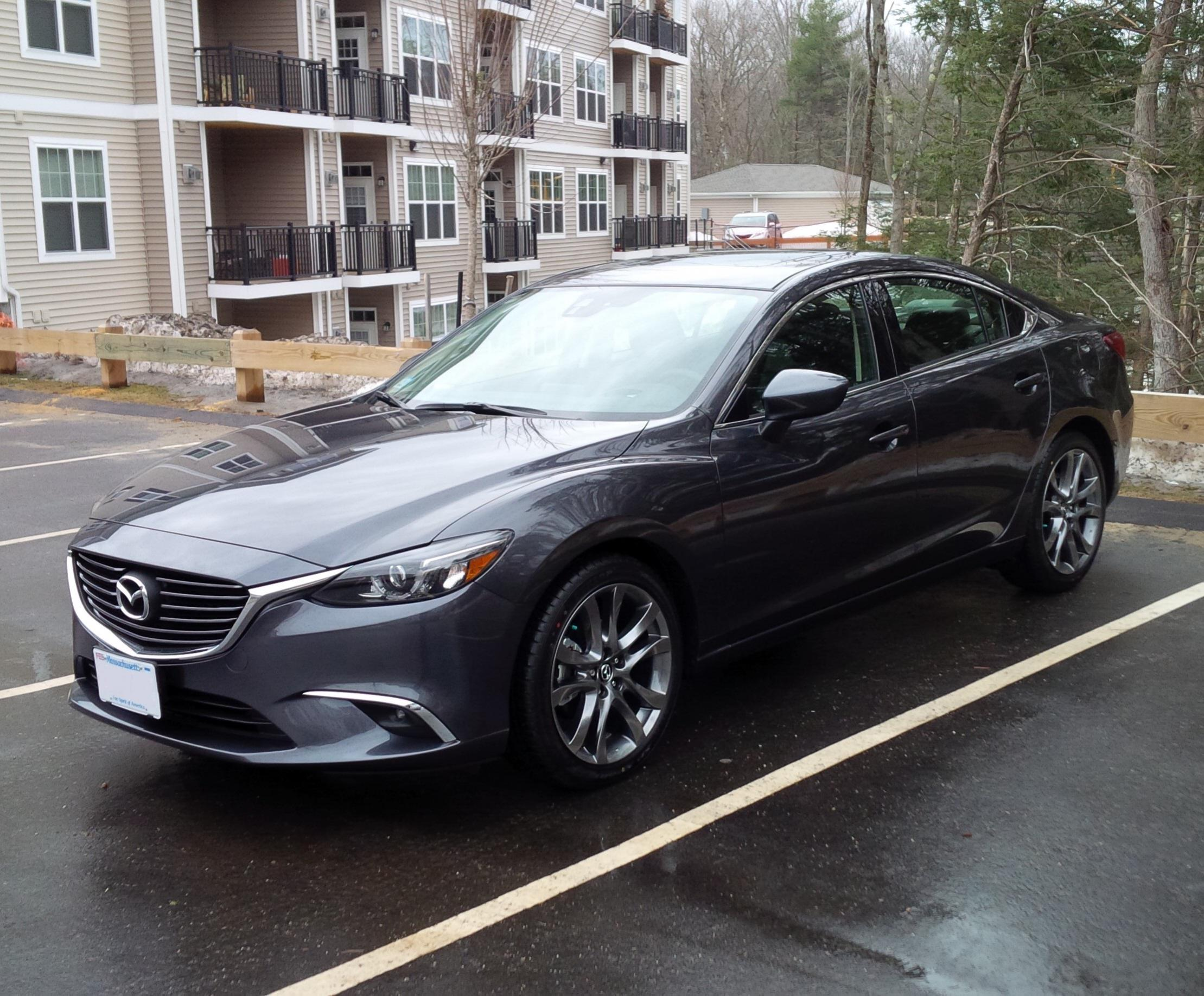 2016 Mazda 6 Gen3 5 General Discussion Page 149