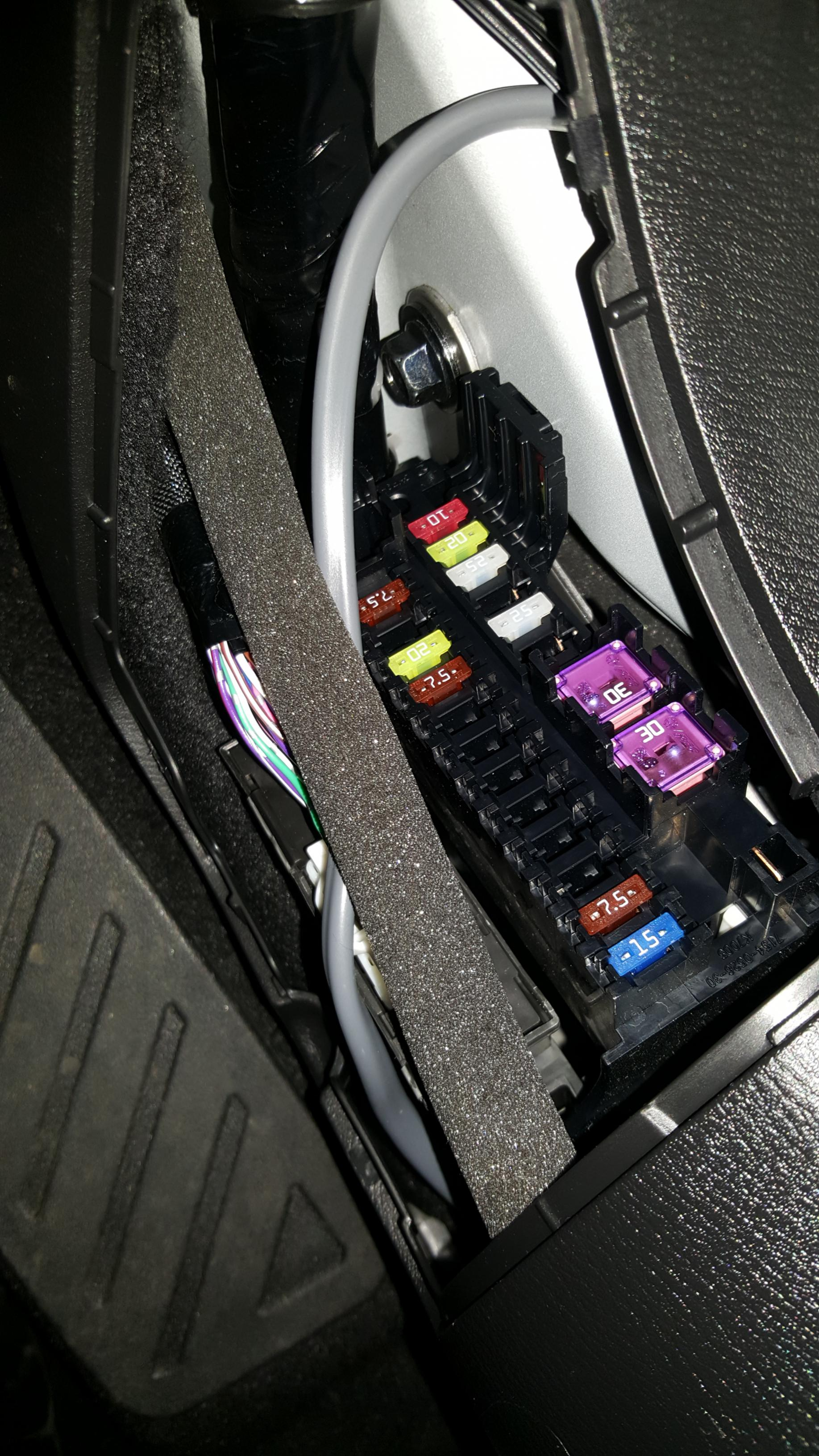 2016 Mazda 6 Puddle Lights Installed Forums 03 Fuse Box Click Image For Larger Version Name Into Area Views 764