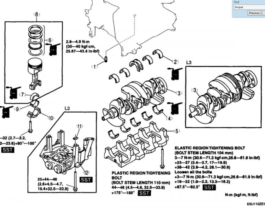 Install Of Balance Shaft And Torque Spec Mazda 6 Forums Rhforummazda6club: Mazda 3 2 3l Engine Diagram At Elf-jo.com