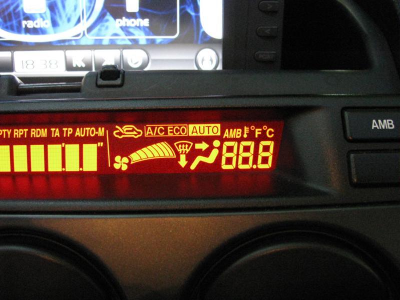 Upgrading Manual To Automatic Climate Control Mazda 6 Forums Rhforummazda6club: 2005 Mazda 6 Radio Display At Taesk.com