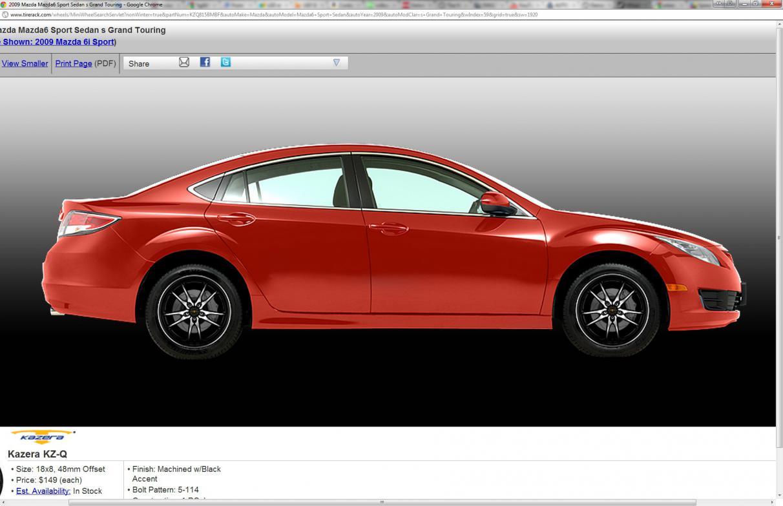 Mazda 6 Bolt Pattern Interesting Design Ideas