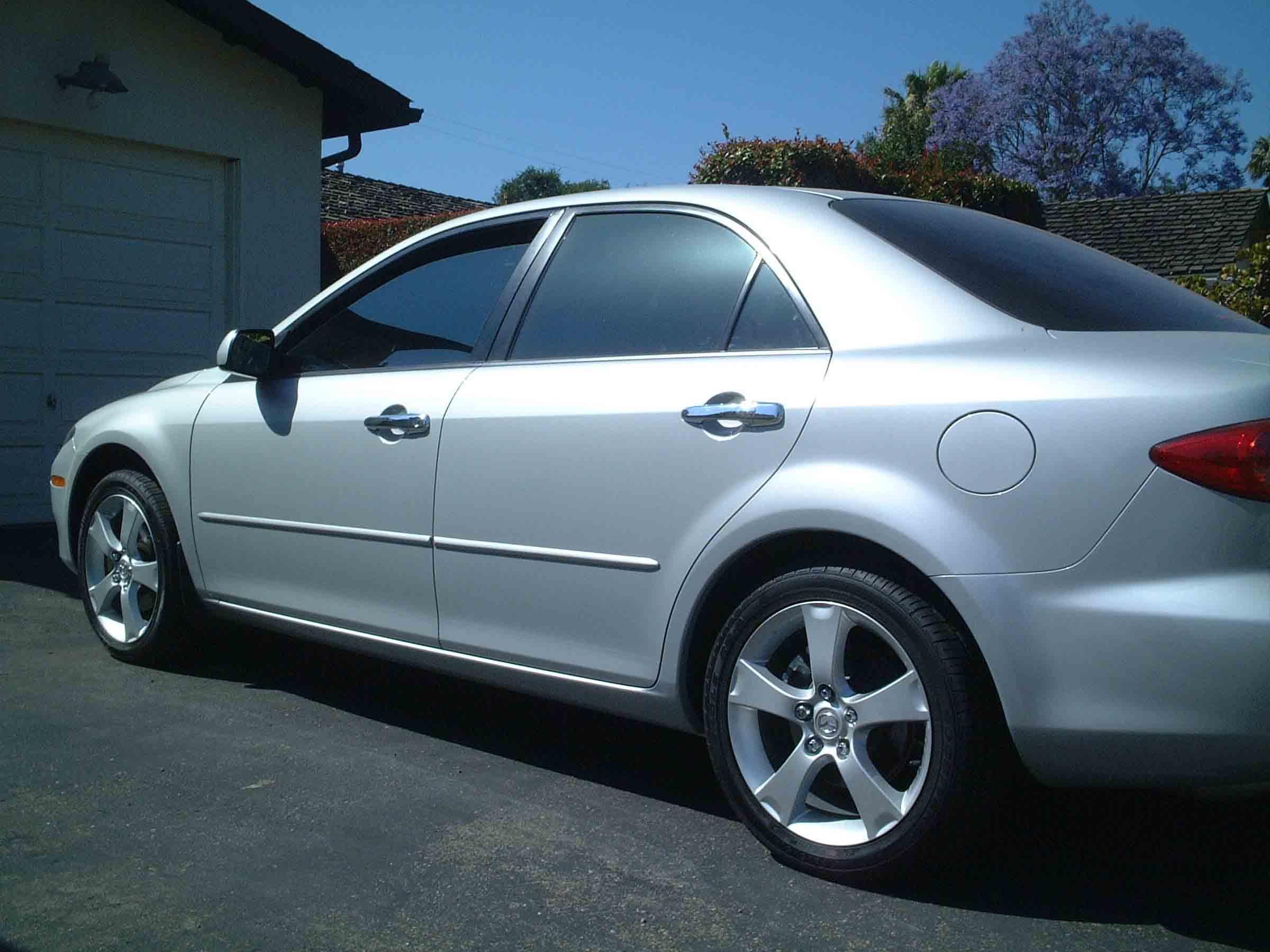 Mazda 3 Wheels on a 6? - Mazda 6 Forums : Mazda 6 Forum / Mazda ...
