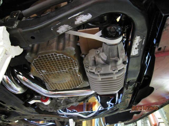 Mazda6 V6 DIY SuperCharger | Mazda 6 Forums