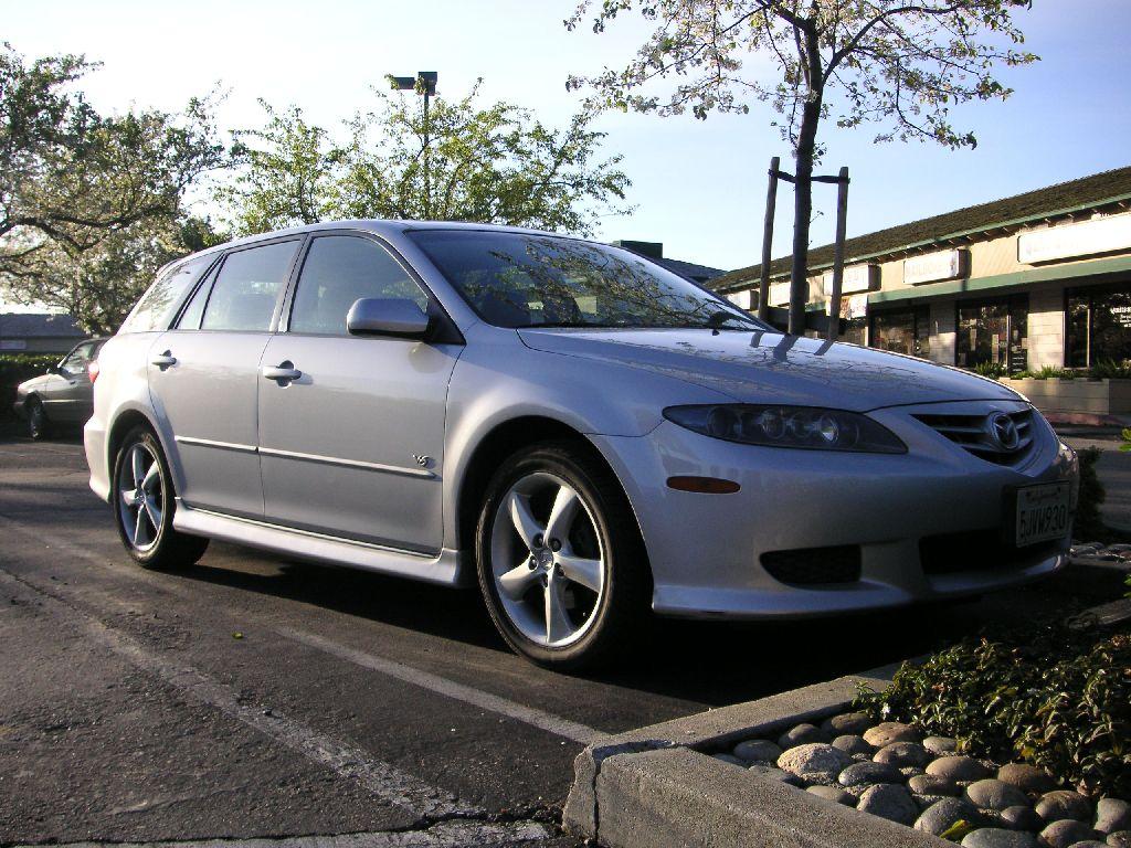 For Sale - 2004 Mazda 6 Sport Wagon 5spd - LOADED! - Mazda 6 Forums ...