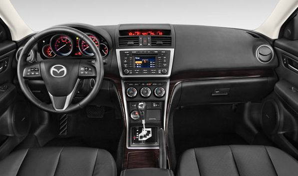 mazda 6 interior colors all informations you needs