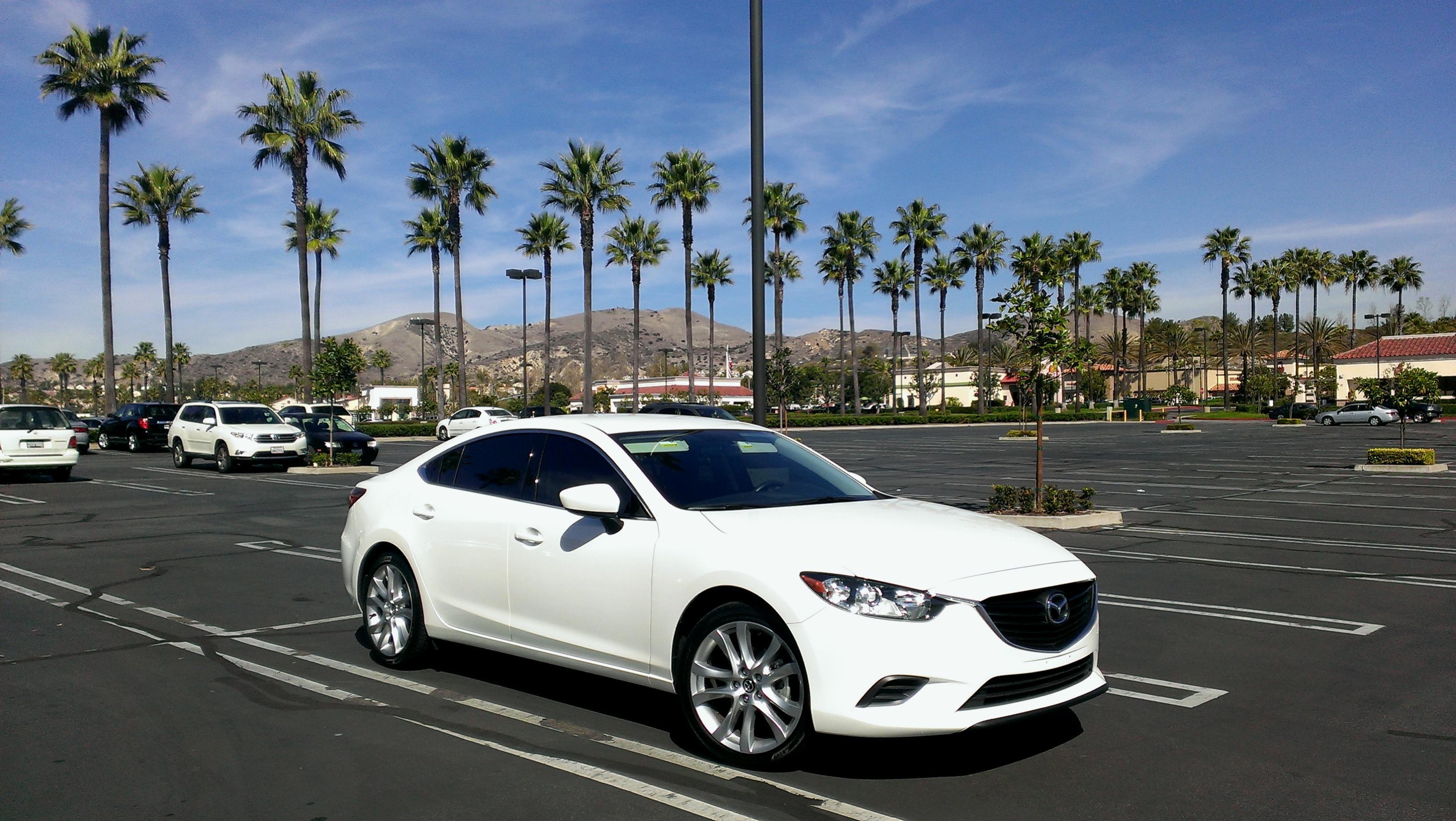 Click Image For Larger Version Name Mazda6 White Jpg Views 17703 Size 750 7