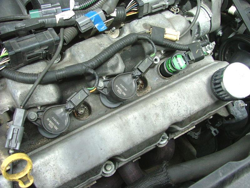 Sniper coils on the 3.0 V6 - Mazda 6 Forums : Mazda 6 Forum / Mazda