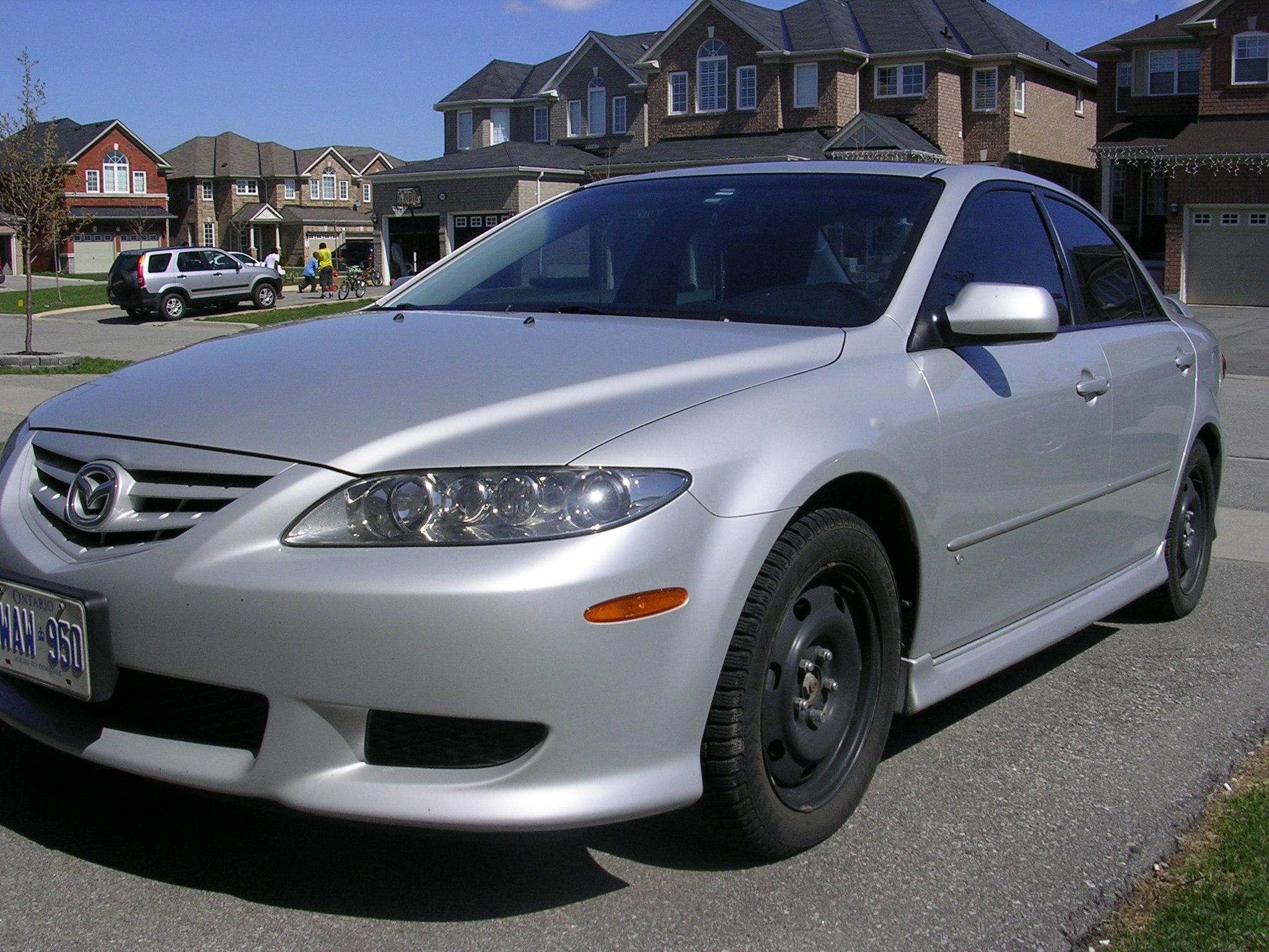 Mazda v6 2004