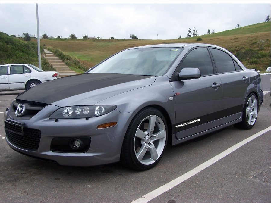 Tarting the old girl up..yes/no - Mazda 6 Forums : Mazda 6 Forum ...