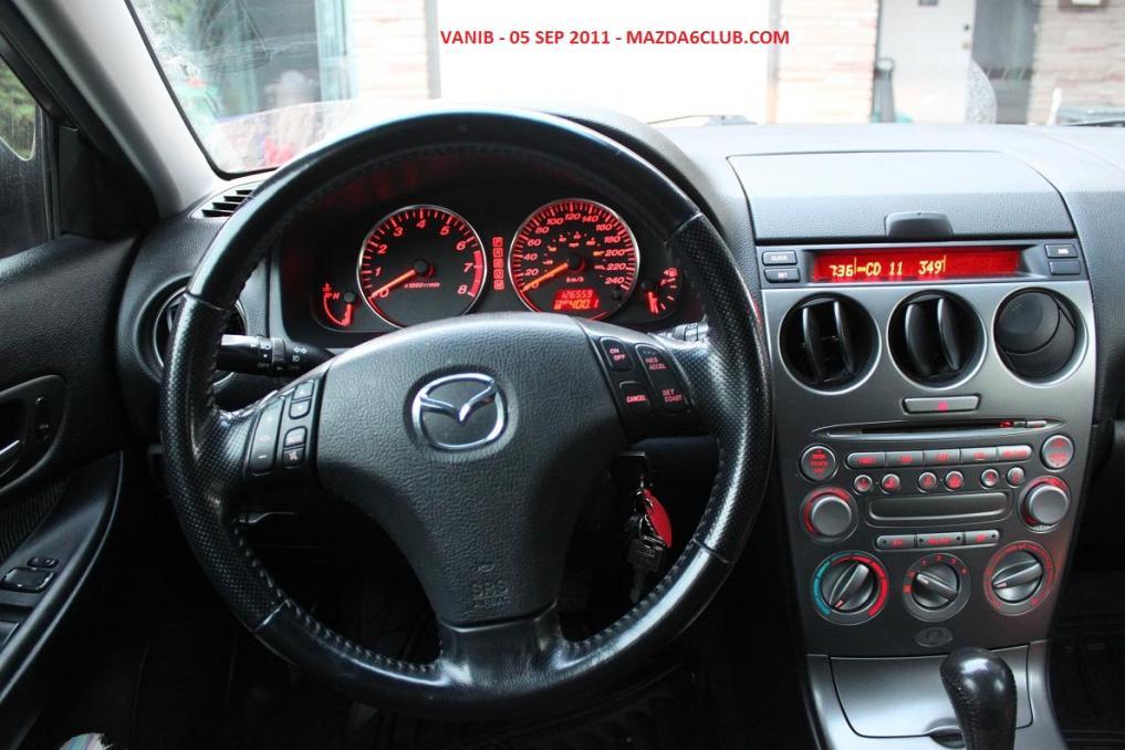 Fs Mazda 6s V6 2005 Wagon Redfire Ottawa Mazda 6