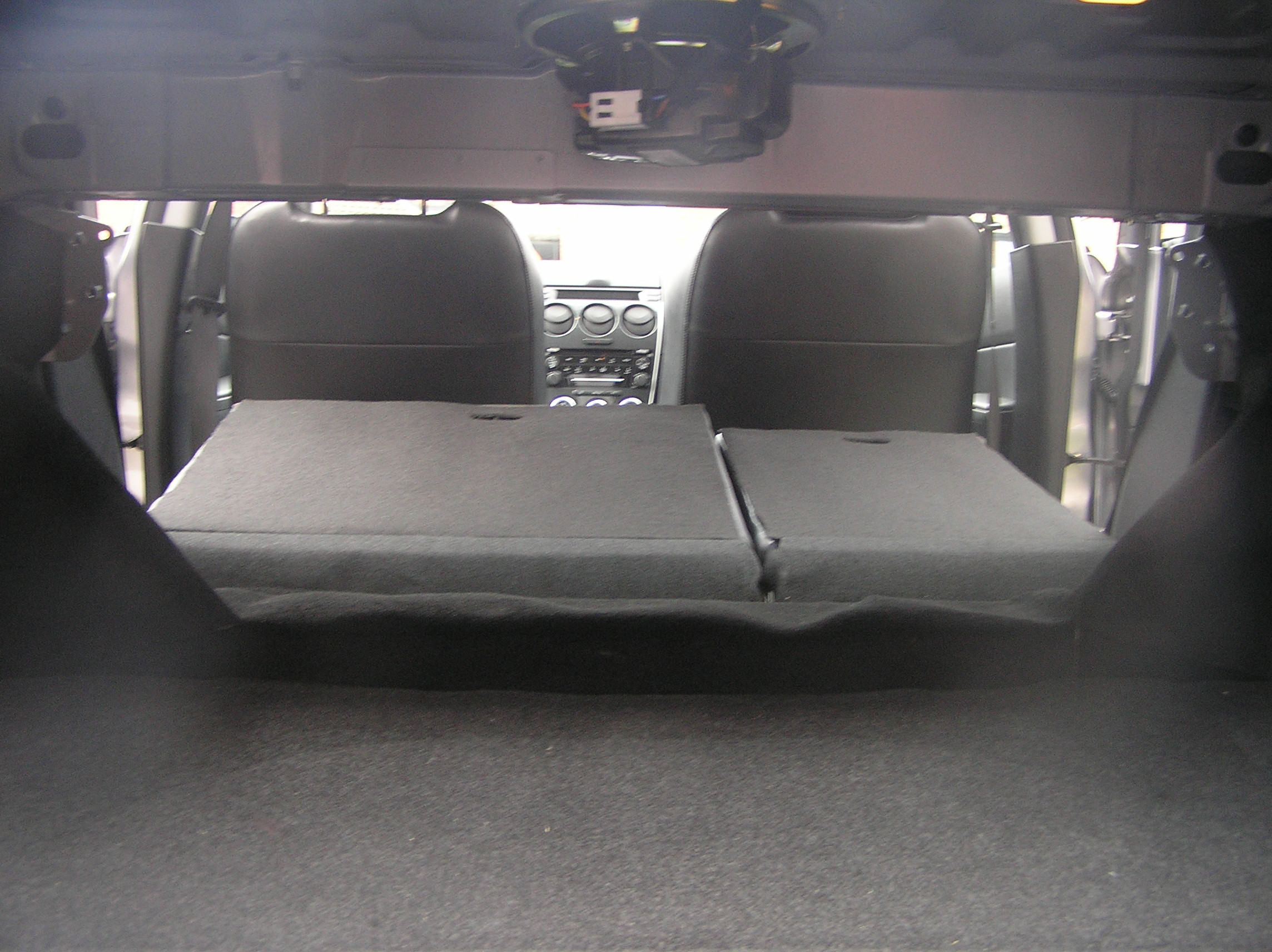 What To Do With Old Car Seats >> Speed 6 Rear Seats DO Fold Down!!!! - Page 10 - Mazda 6 ...