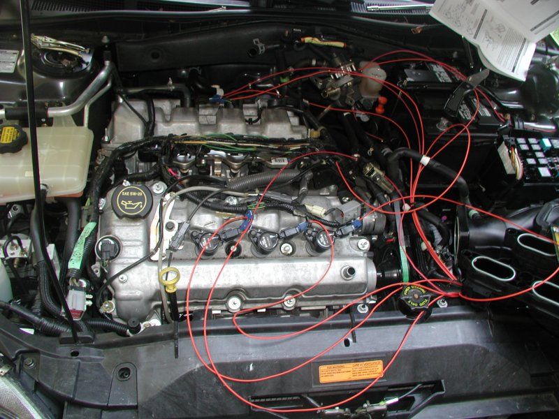 Mustang Coilpacks On 6s Page 2 Mazda 6 Forums Forum Rhforummazda6club: 05 Mazda 6 Plug Wires At Amf-designs.com