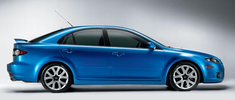Pictures of 2006 sedan vs. hatchback - Mazda 6 Forums ...
