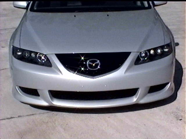 Silver 6 Black Headlight Housing Mazda 6 Forums