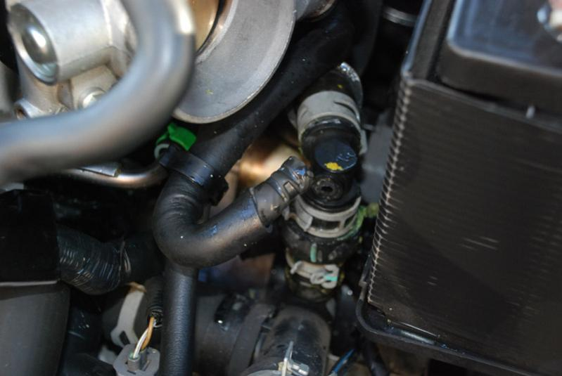 Broken AT hose component - need help to identify it - Mazda 6 Forums