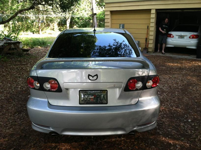 2004 Mazda 6 Mps Related Infomationspecifications Weili