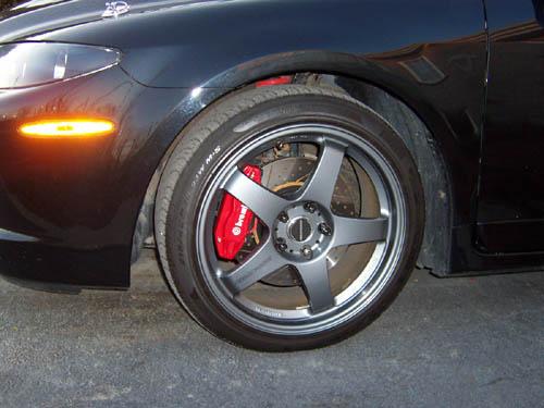 Brembo Caliper Cover Mazda 6 Forums Mazda 6 Forum
