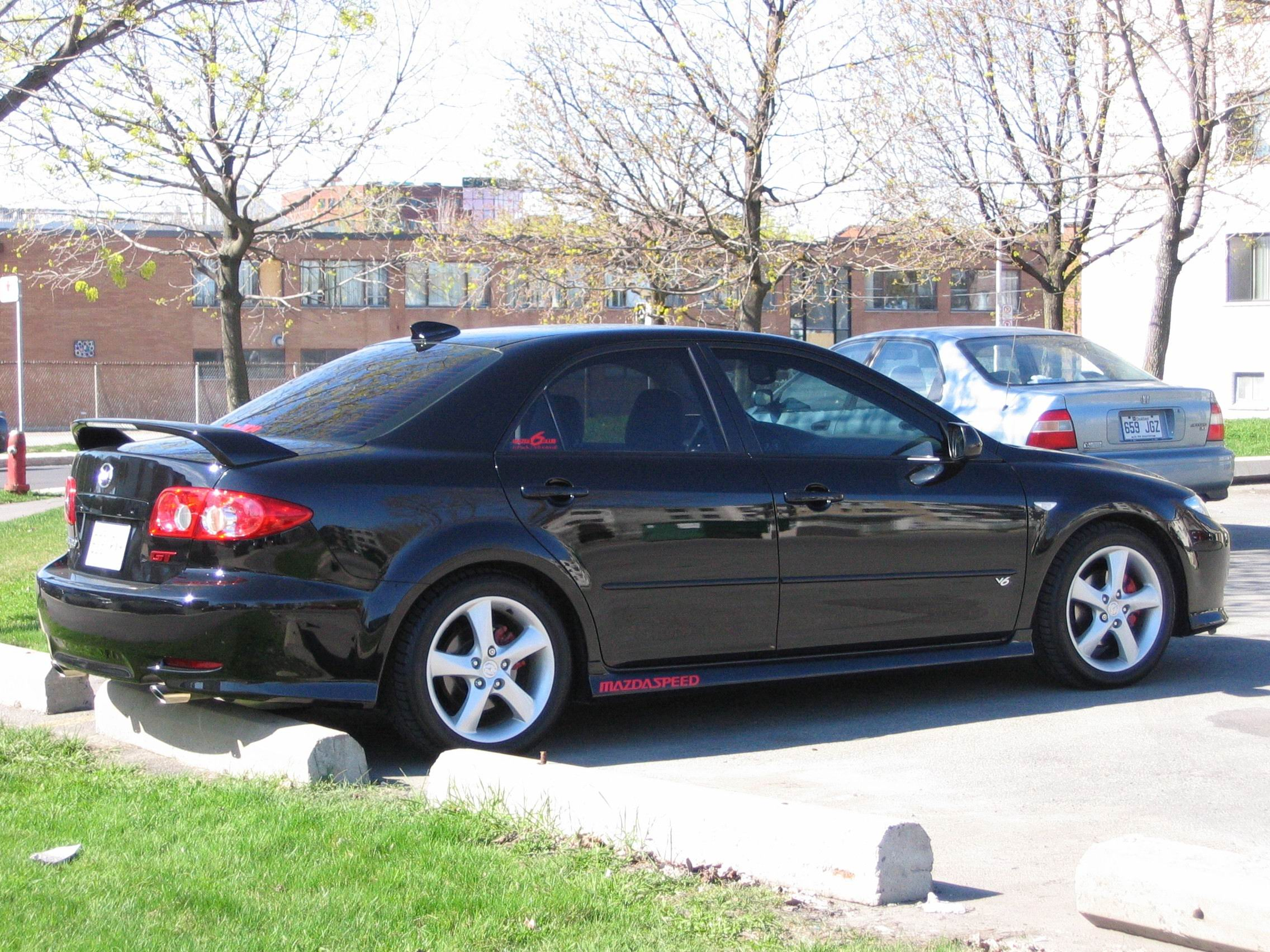 for all you 6 gt's out there ! - mazda 6 forums : mazda 6 forum