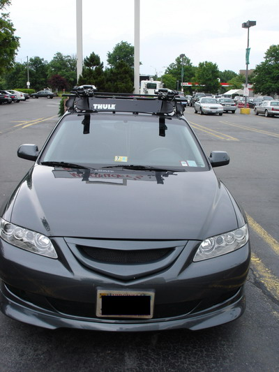 Thule Roof Rack Mazda 6 Forums Mazda 6 Forum
