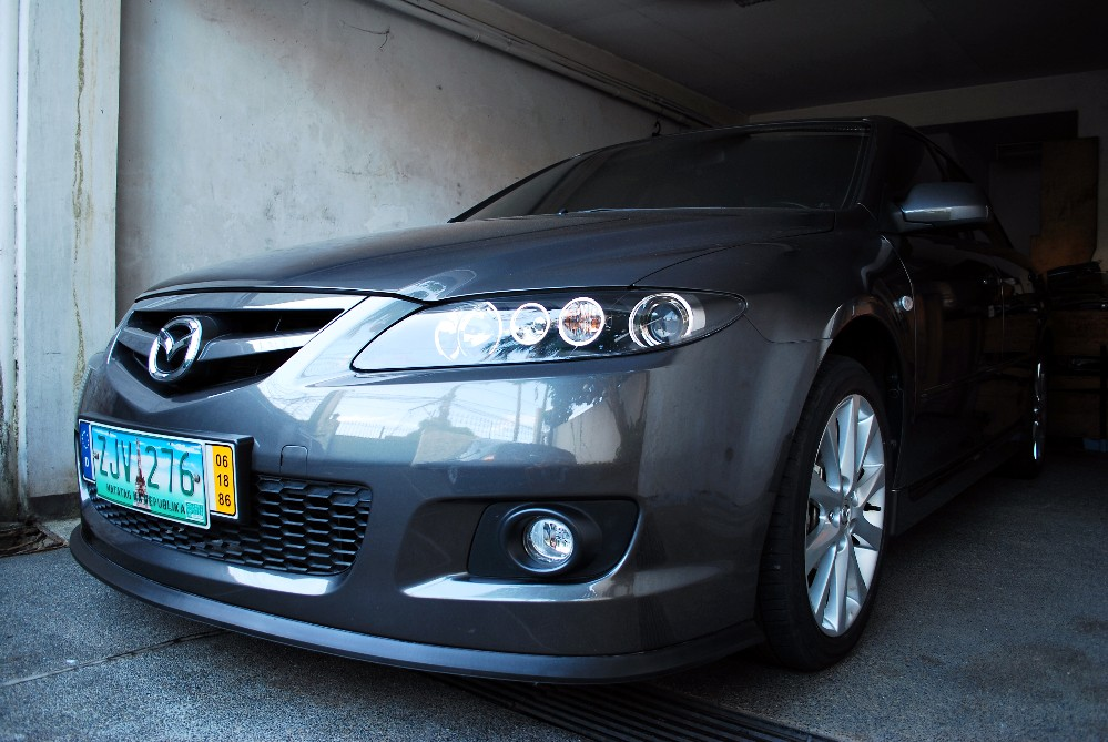 Anyone Done The Garage Door Seal Front Lip Here Page 7 Mazda 6