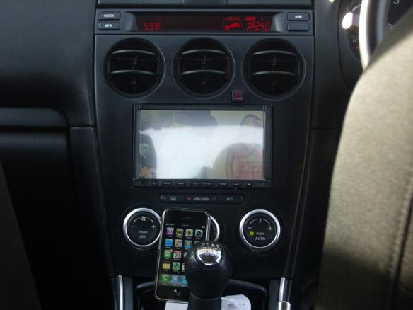 """D796M 6.5"""" 2 Din Car DVD Player Sat-Nav/GPS MAZDA - Mazda ..."""