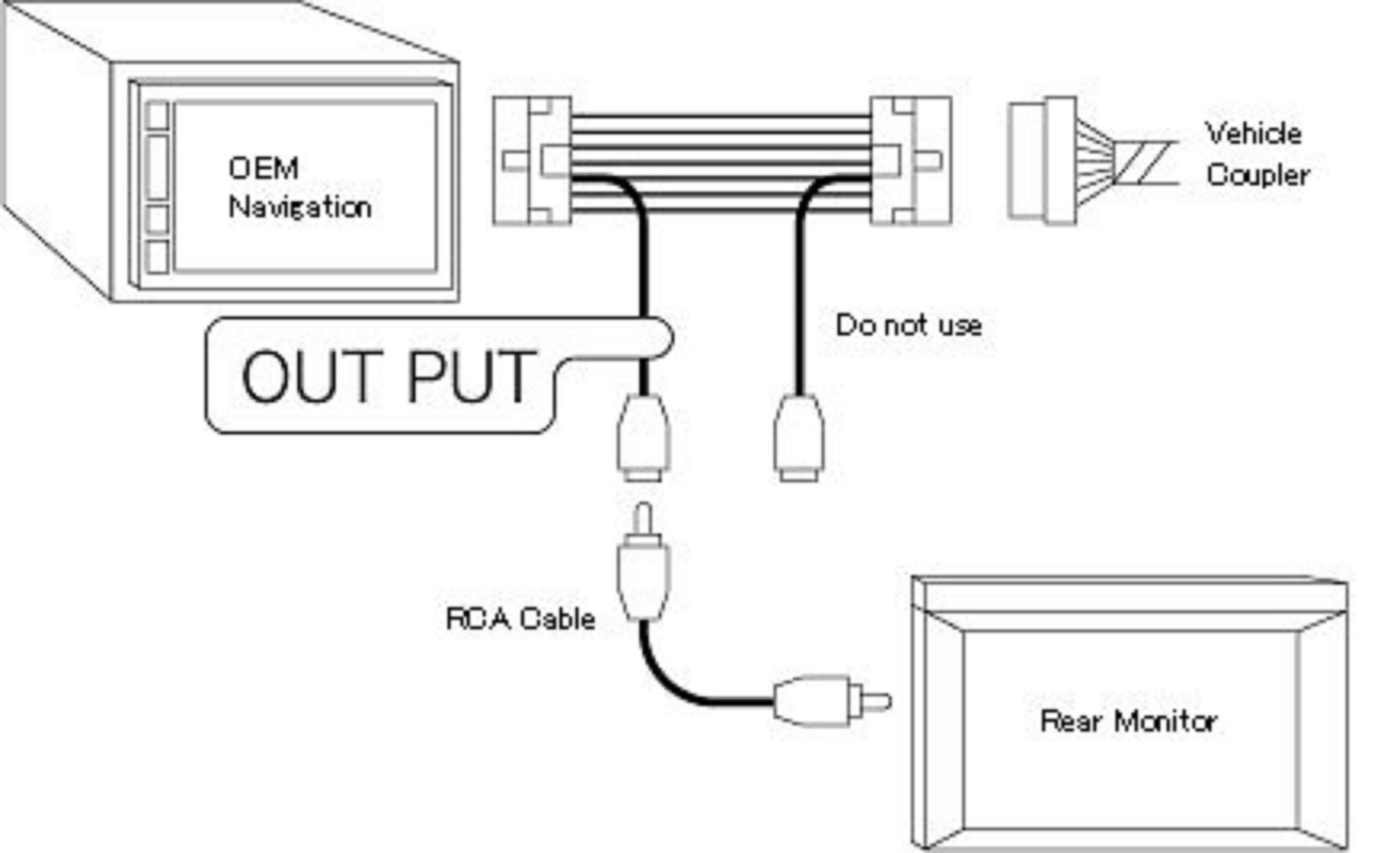 [DIAGRAM_4FR]  HOW TO: Install a backup camera with a Bose navigation system   Page 2    Mazda 6 Forums   Denso Backup Camera Wiring Diagram      Mazda 6 Forums