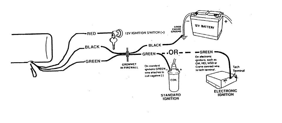 Auto Gauge Rpm Wiring Diagram Free Wiring Diagrams