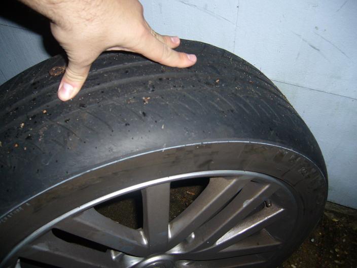 Bad Inner Tire Wear Mazda 6 Forums Mazda 6 Forum Mazda Atenza Forum