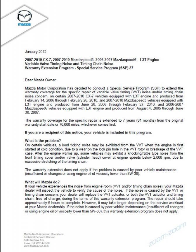 VVT Warranty Extension Program notice from Mazda-vvt-tsb.jpg