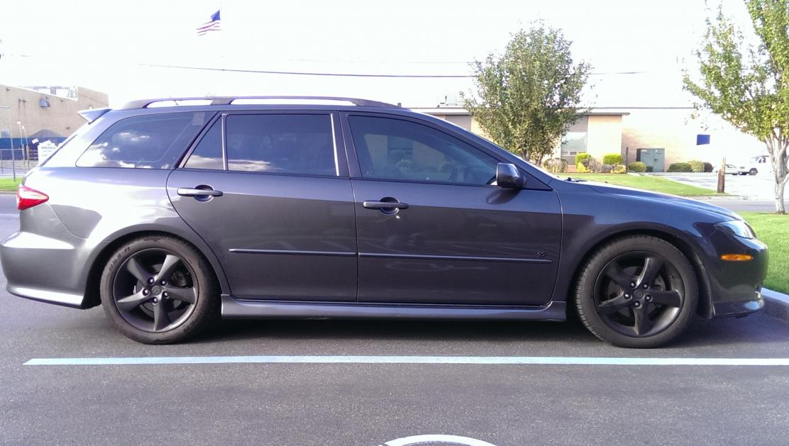 newb 04 wagon owner, spring question.... - Page 2 - Mazda 6 Forums