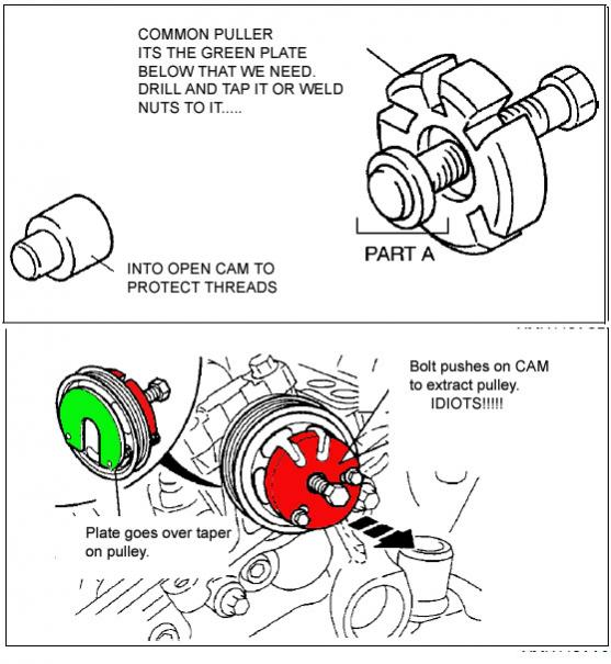 Water Pump Replacementcoolant T Bypass Mazda 6 Forums Rhforummazda6club: Mazda 6 2003 Water Pump Location At Gmaili.net