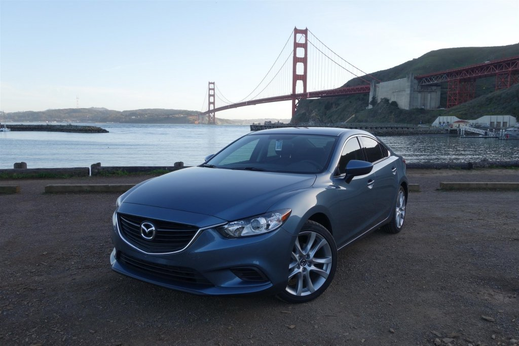 Showcase cover image for hujiaodds's 2014 2014 Mazda6 Touring