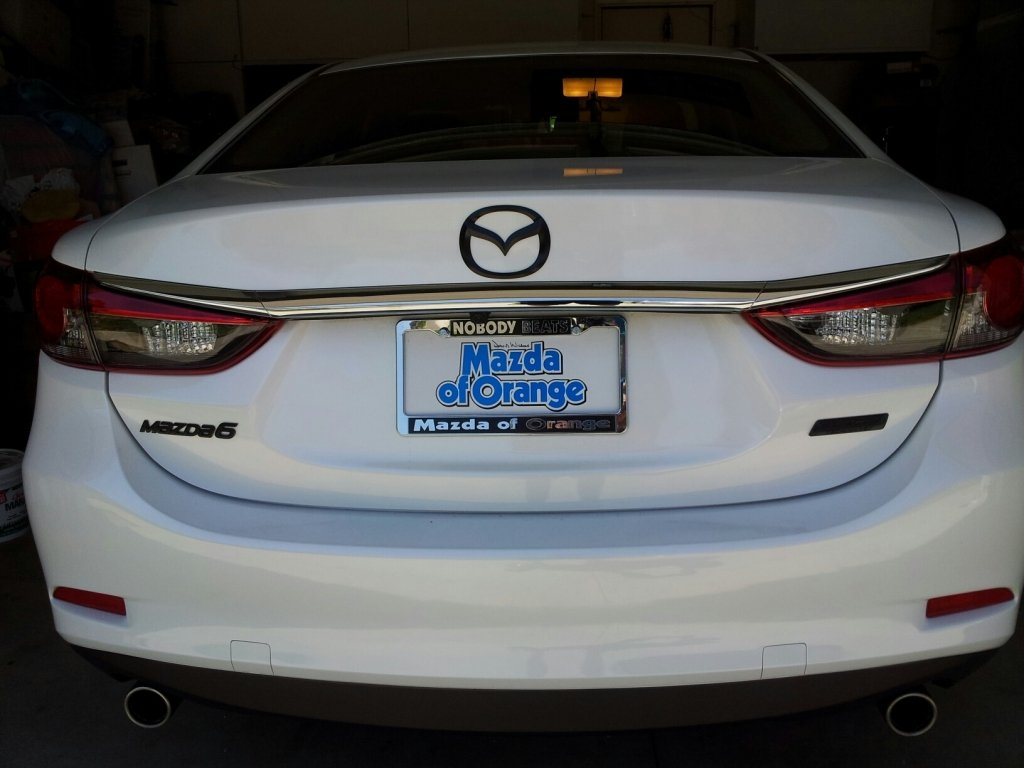 Showcase cover image for jeffcarp003's 1900 2014 Mazda6 I Sport