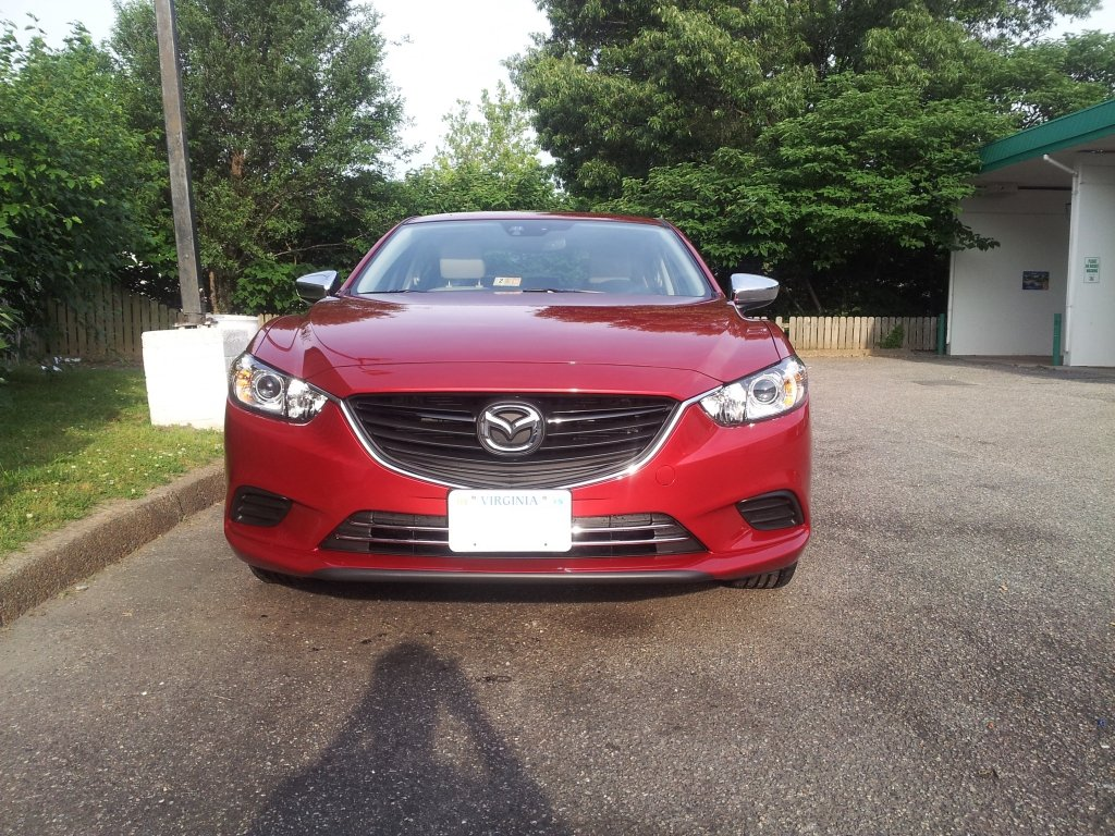 Showcase cover image for Kingbee116's 2014 2014 Mazda6 Touring W/ Tech