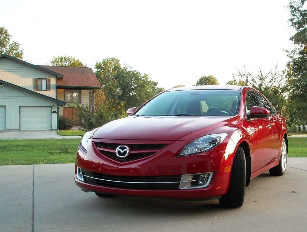 Showcase cover image for michaelsteinbach's 2009 MAZDA 6