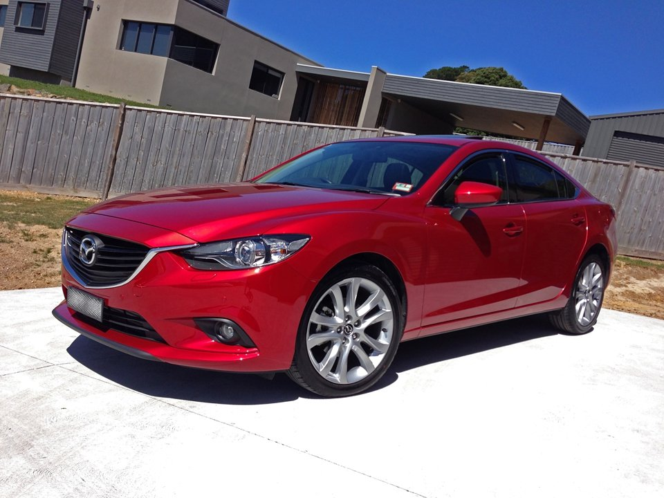 Showcase cover image for MrPayner's 2013 2014 Mazda6 Grand Touring