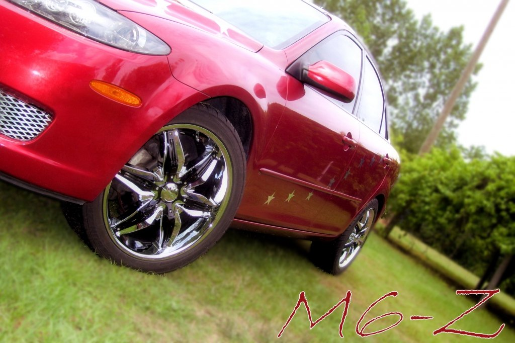 Showcase cover image for southdwn16's 2006 MAZDA 6i