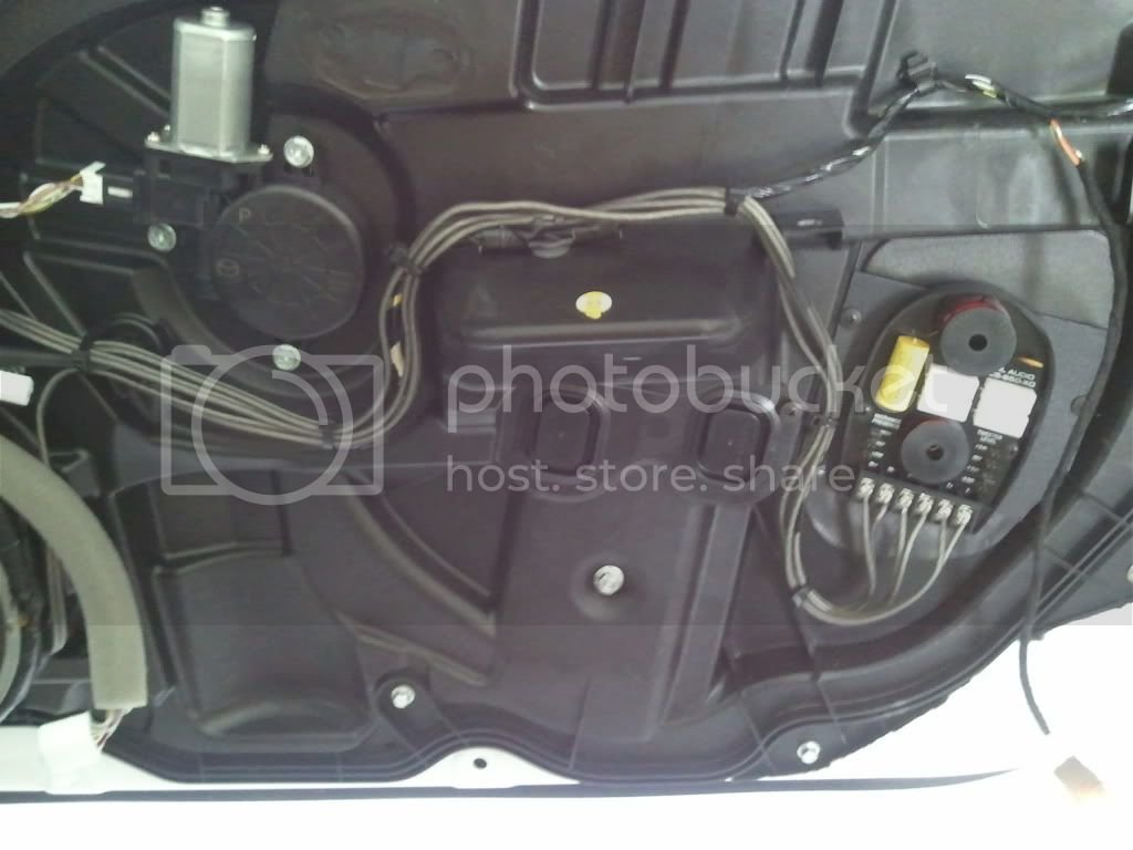 How To Install Component Speakers   Mazda 6 Forums