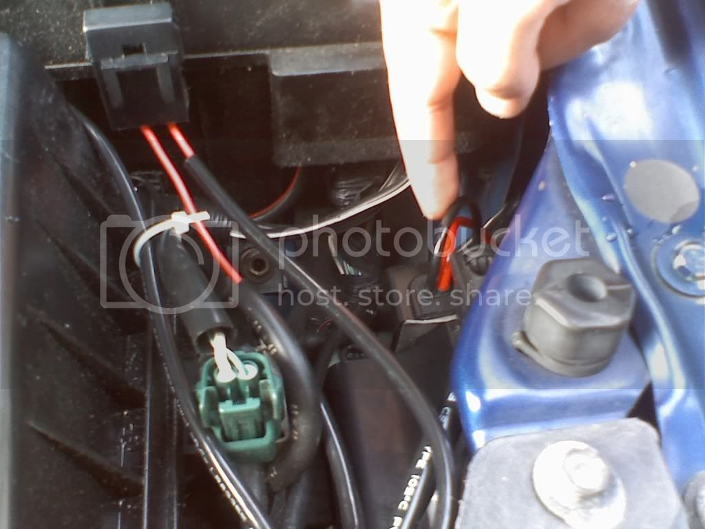 My DDM Tuning HID/Relay/ce Install w/pics | Mazda 6 Forums Ddm Hid Relay Wiring Diagram on