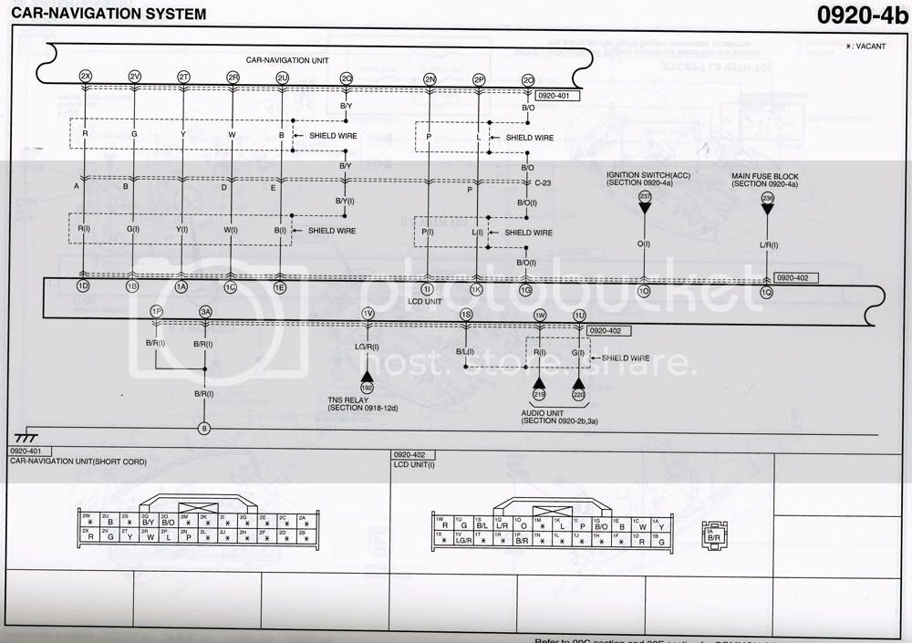 Hacking the Mazda Denso NAV unit | Mazda 6 Forums