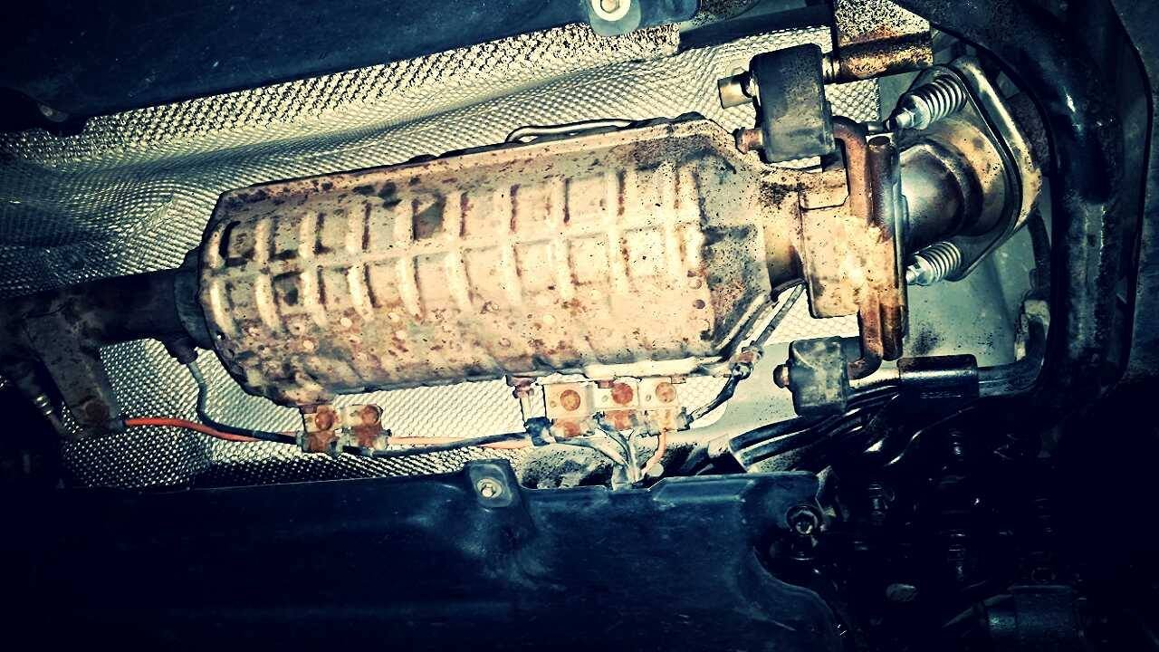 DPF removal success stories | Mazda 6 Forums