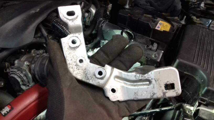 DIY: Oil catch can on Skyactive | Mazda 6 Forums